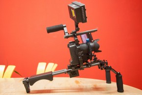 blog 7332 290x193 Im Test... Phottix Trafo DSLR Video Schulter Rig