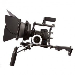 phottix Trafo 290x290 Im Test... Phottix Trafo DSLR Video Schulter Rig
