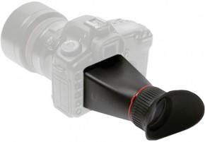 LCDVF 290x201 vDSLR: LiveView und Fokussieren