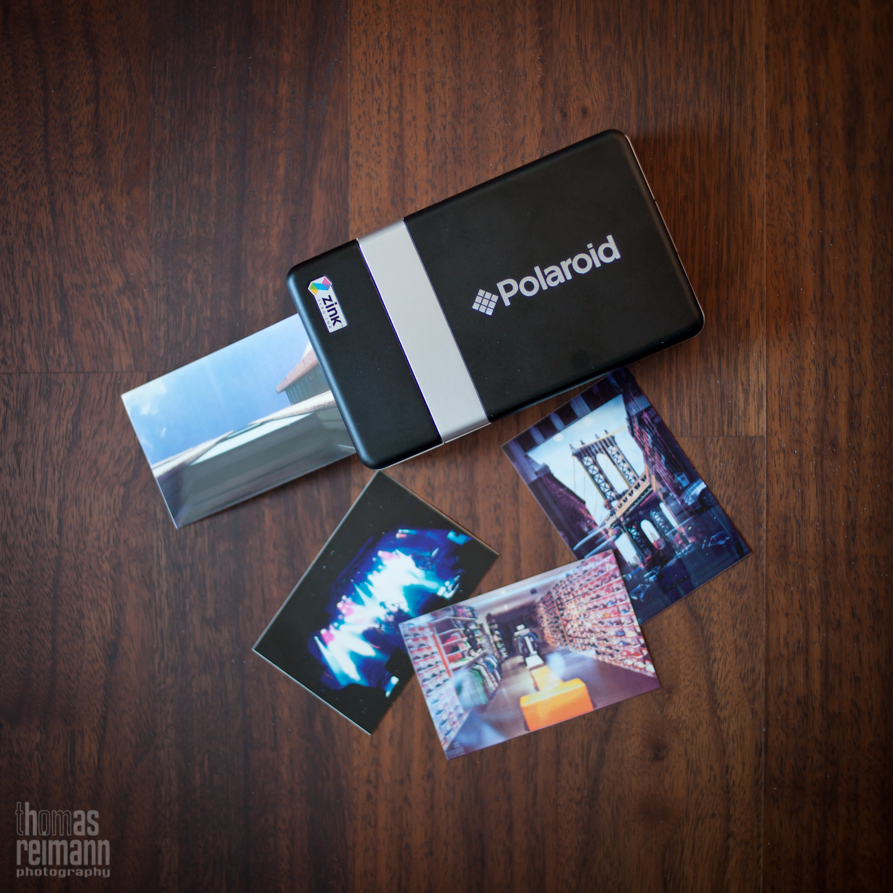 fotos drucken polaroid