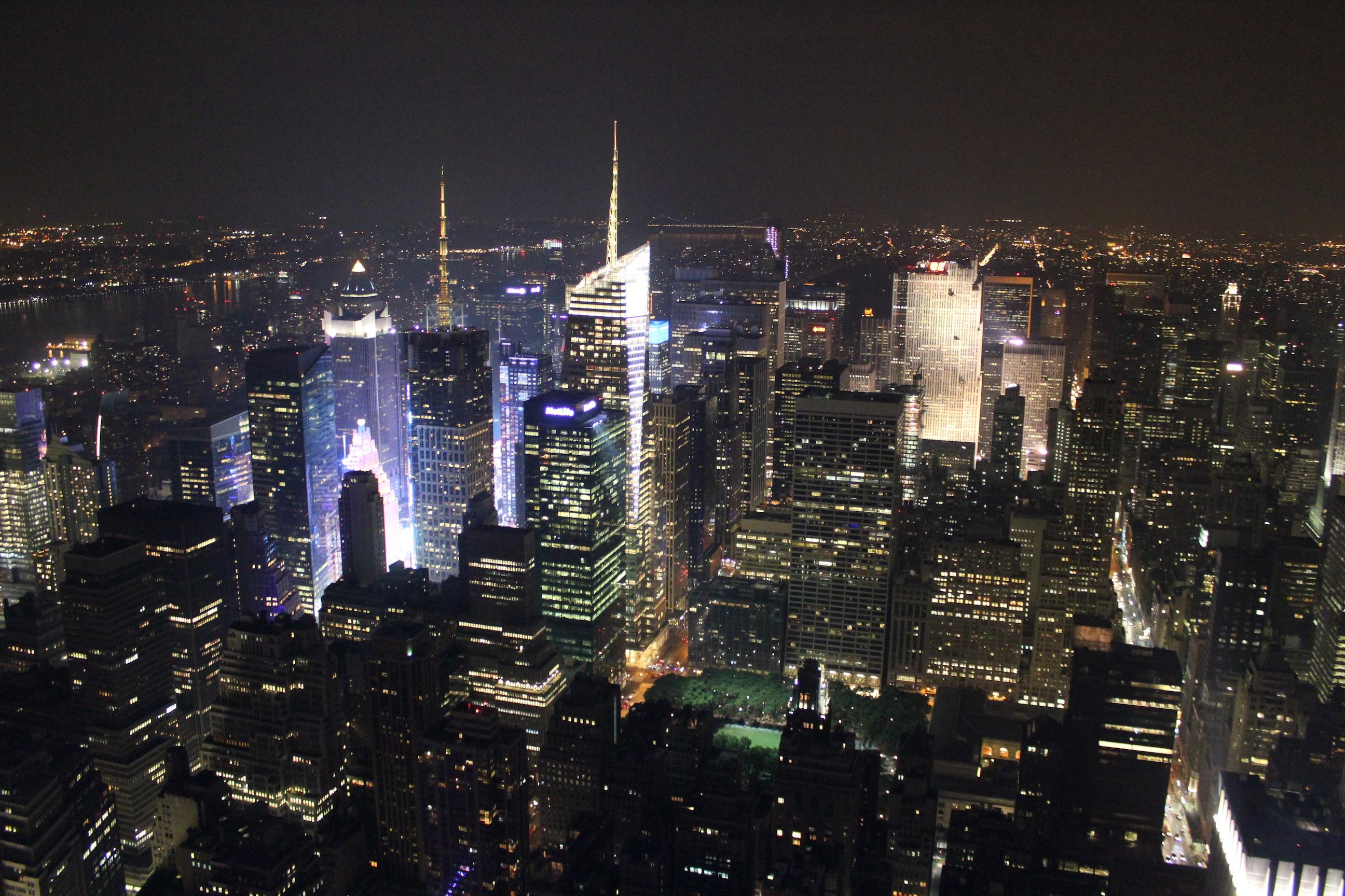 Above the Empire State   thomas reimann.com   Fotografie, Musik ...