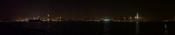 IMAG0661 590x119 Miss Liberty, Ellis Island & NY Skyline at Night