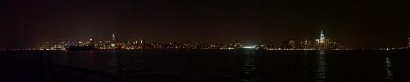 IMAG0661 590x119 Miss Liberty, Ellis Island & NY Skyline at Night