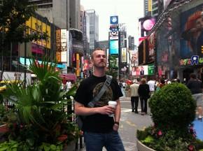 Times Square Tom