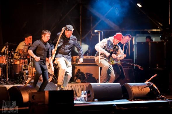beatsteaks 4285 590x393 Beatsteaks @ Taubertal Festival