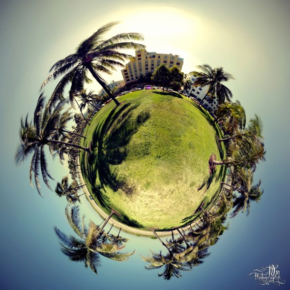 miami south beach planet 590x590 Photo Manipulation