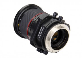 Samyang T S 24mm Tilt Shift & Hasselblad Lunar