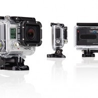HERO3 white housing 195x195 GoPro HERO3 (Black Edition) angekündigt...
