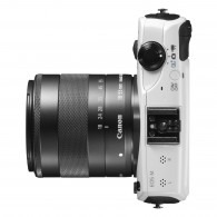 EOS M WHITE TOP w EF M 18 55mm IS STM 195x195 Im Test... die Canon EOS M