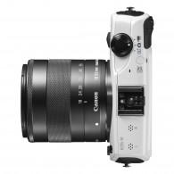 EOS M WHITE TOP w EF M 18 55mm IS STM 195x195 Im Test... die Canon EOS M