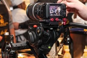EOS M EVENT 1445 290x193 Im Test... die Canon EOS M