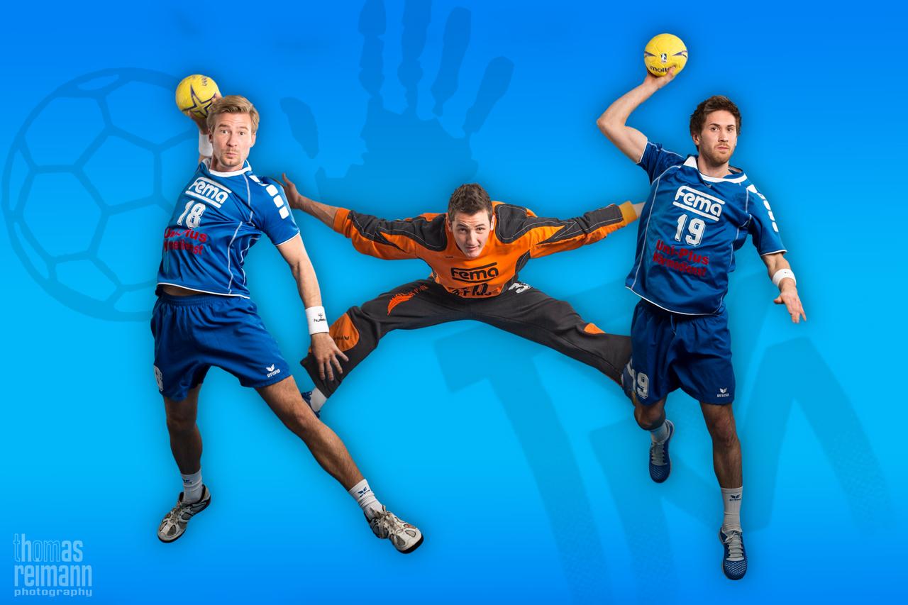 handball composing 0 Handball @lightGIANTS #2