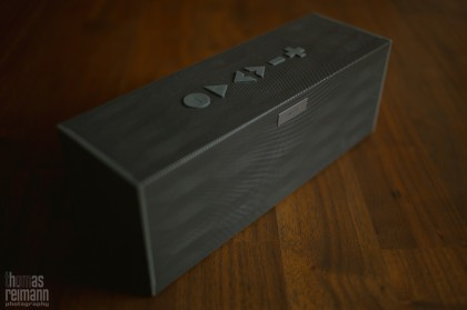 Big Jambox 2558 420x279 Im Test... Jawbone BIG JAMBOX