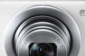 PowerShot N Lens