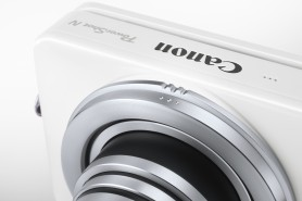 PowerShot N Zoom and Shutter Ring