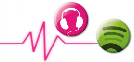 spotify heartbeat 278x128 Spotify & Music Streaming der Telekom