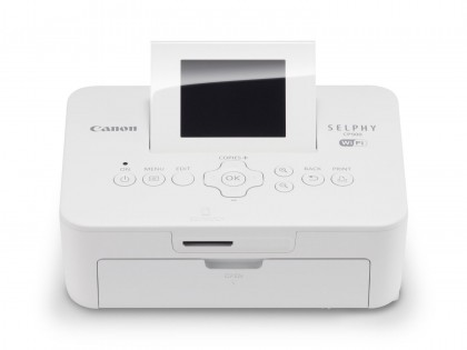 Canon SELPHY CP900 White Wireless Color Photo Printer 420x315 Im Test... Canon CP900 Fotodrucker