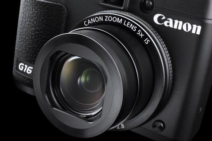 PowerShot G16 BLK 03 lens BEAUTY 420x280 Vorschau: Canon PowerShot G16