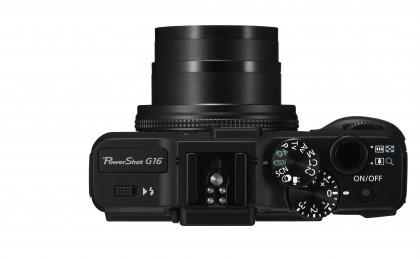 PowerShot G16 BLK TOP 02 e1387274328352 420x259 Vorschau: Canon PowerShot G16